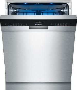 Siemens Unterbau- Geschirrspüler Edelstahl 60cm SN45ES57CE