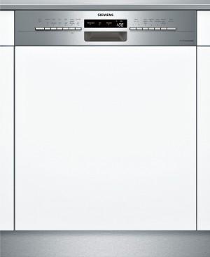Siemens Extraklasse Teilintegrierbar Geschirrspüler Edelstahl iQ300 SN536S00HD