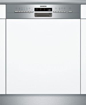 Siemens Geschirrspüler teilintegriert Edelstahl SN536S00HE