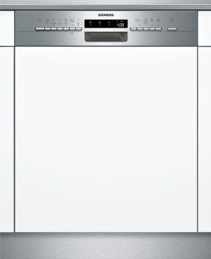 Siemens Geschirrspüler teilintegriert Edelstahl iQ300 SN536S00LE