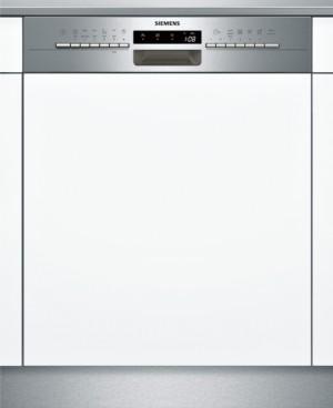 Siemens Geschirrspüler Edelstahl SN536S01GE