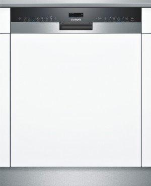 Siemens Geschirrspüler speedMatic Edelstahl SN558S06TE