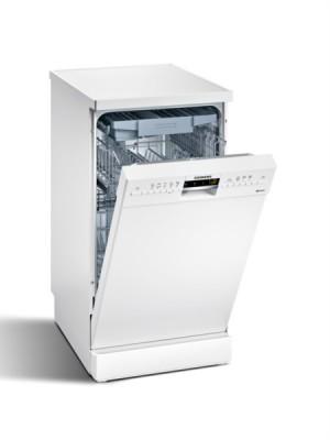 Siemens speedMatic Geschirrspüler 45cm weiß Stand SR25M286EU