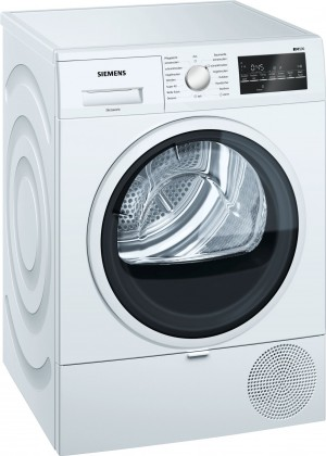 Siemens Wärmepumpen-Trockner 8 kg iQ500 WT45RT70EX