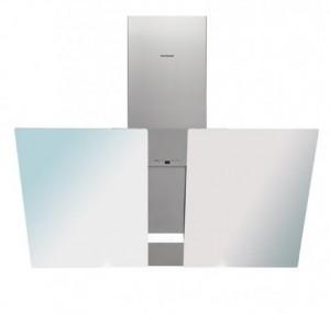 Silverline Wandhaube/Kopffrei 90cm Ascella weiss ACW953W