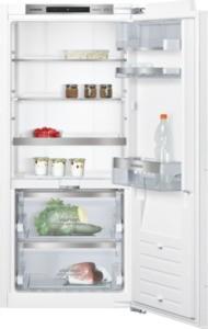 Siemens Einbau-Kühlautomat Flachscharnier-Technik, mit Türdämpfung KI41FAD40