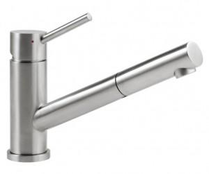 Villeroy & Boch Armatur Como Shower Hochdruck Edelstahl massiv 925200LC