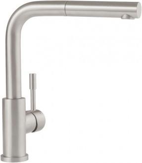 Villeroy & Boch Armatur Steel Shower Hochdruck Edelstahl massiv 969701LC