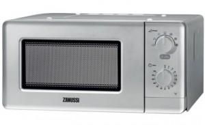 Zanussi Stand Mikrowelle Silber 60 cm ZFM15100SA