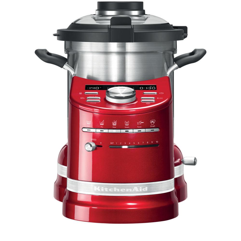 KitchenAid Artisan Cook Processor Empire Rot 5KCF0104EER/4