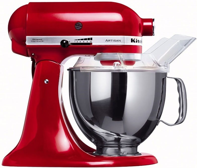 kitchenaid artisan k chenmaschine empire rot 5ksm175pseer. Black Bedroom Furniture Sets. Home Design Ideas