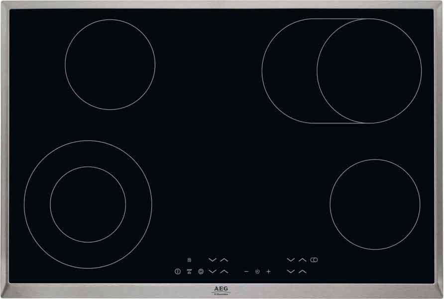 aeg glaskeramik kochfeld 80 cm hk 834060 x b. Black Bedroom Furniture Sets. Home Design Ideas