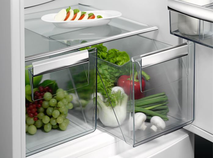Aeg Integrierbare Kühlschränke : Aeg einbau kühl gefrier kombination scb ns psi