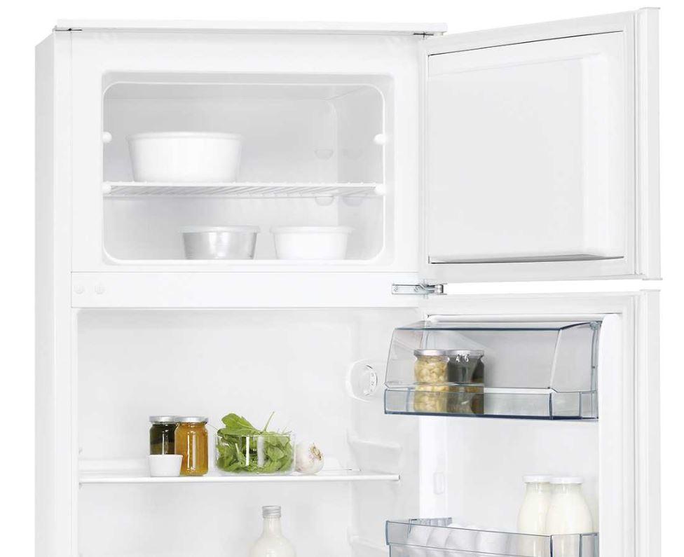 Aeg Kühlschrank Gefrierkombination Einbau : Aeg einbau kühl gefrier kombination sdb as psi