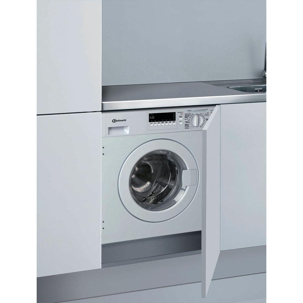 bauknecht einbau waschmaschine wai 2743. Black Bedroom Furniture Sets. Home Design Ideas