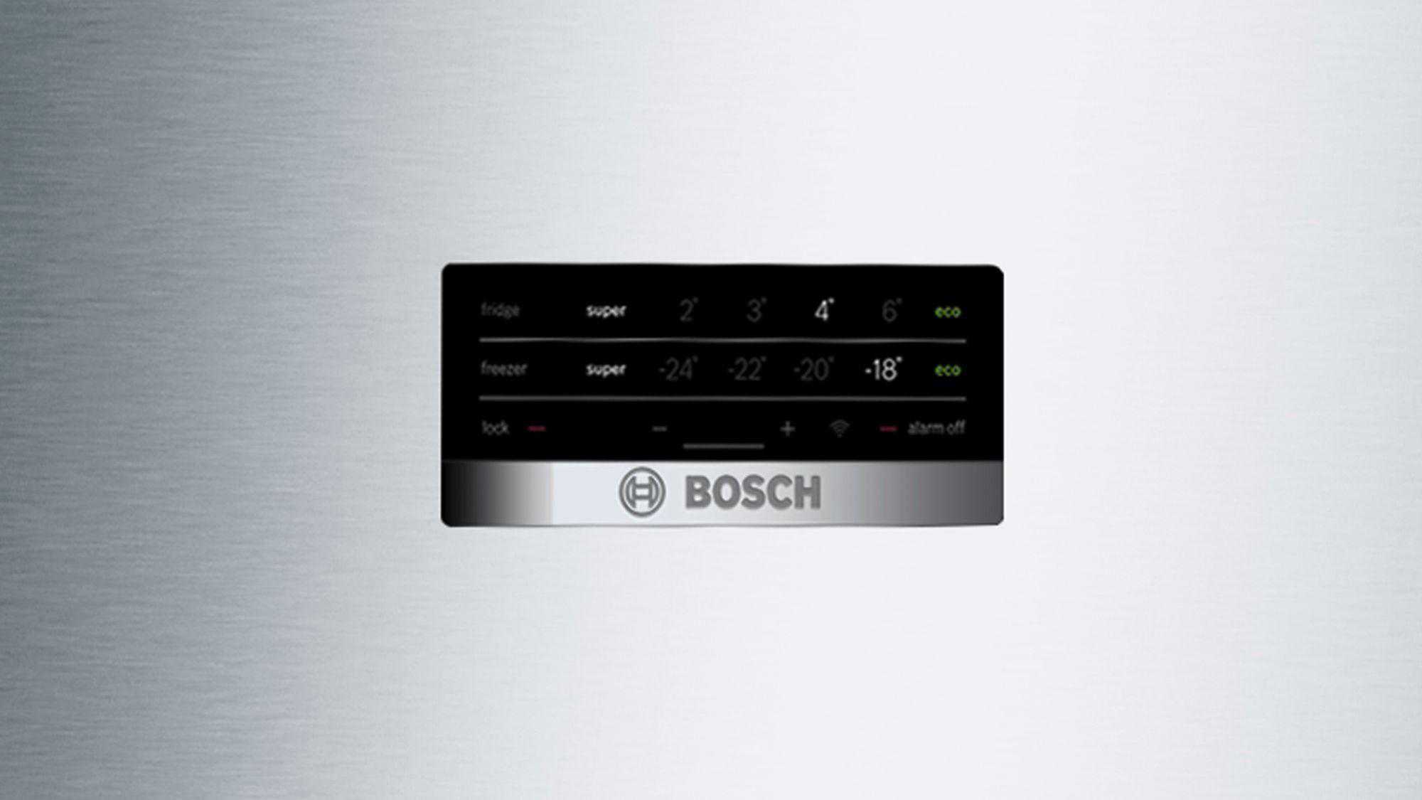 Bosch Kühlschrank Kgn 33 48 : Bosch kühl gefrier kombination türen edelstahl mit anti