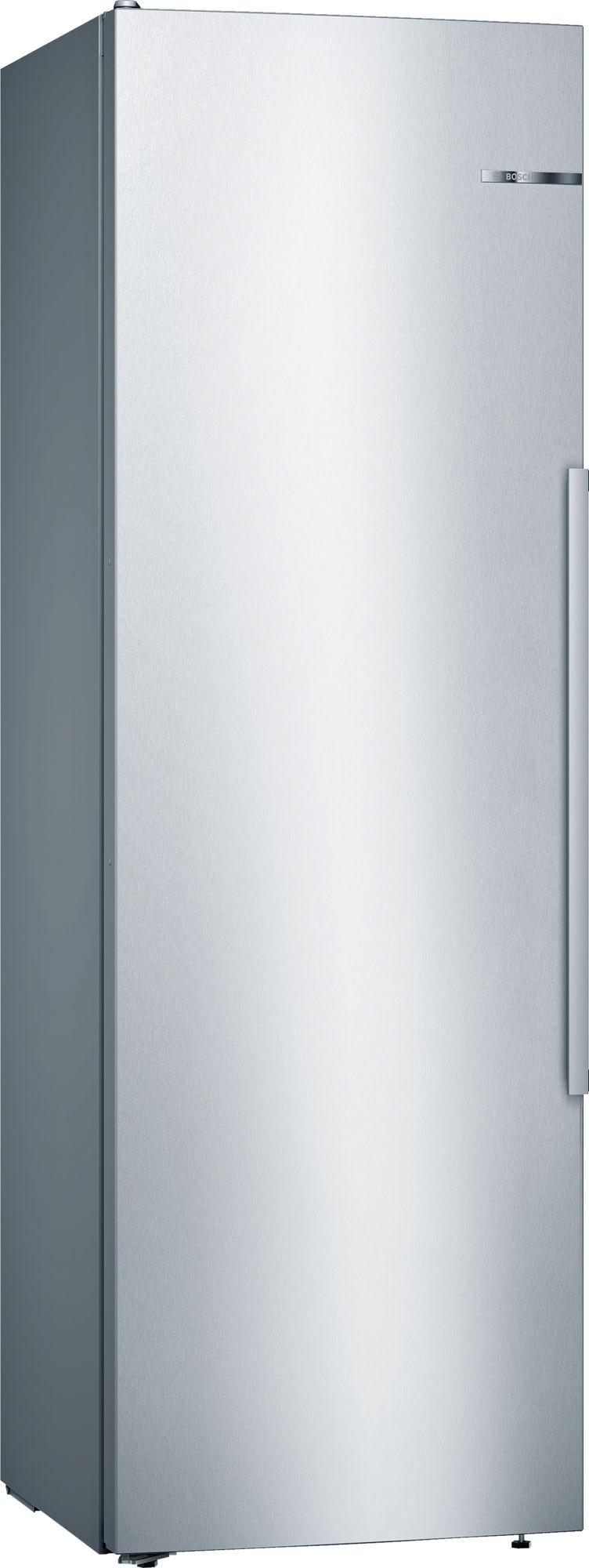 Bosch Stand Kühlschrank Türen Edelstahl Mit Anti Fingerprint KSV36AI4P