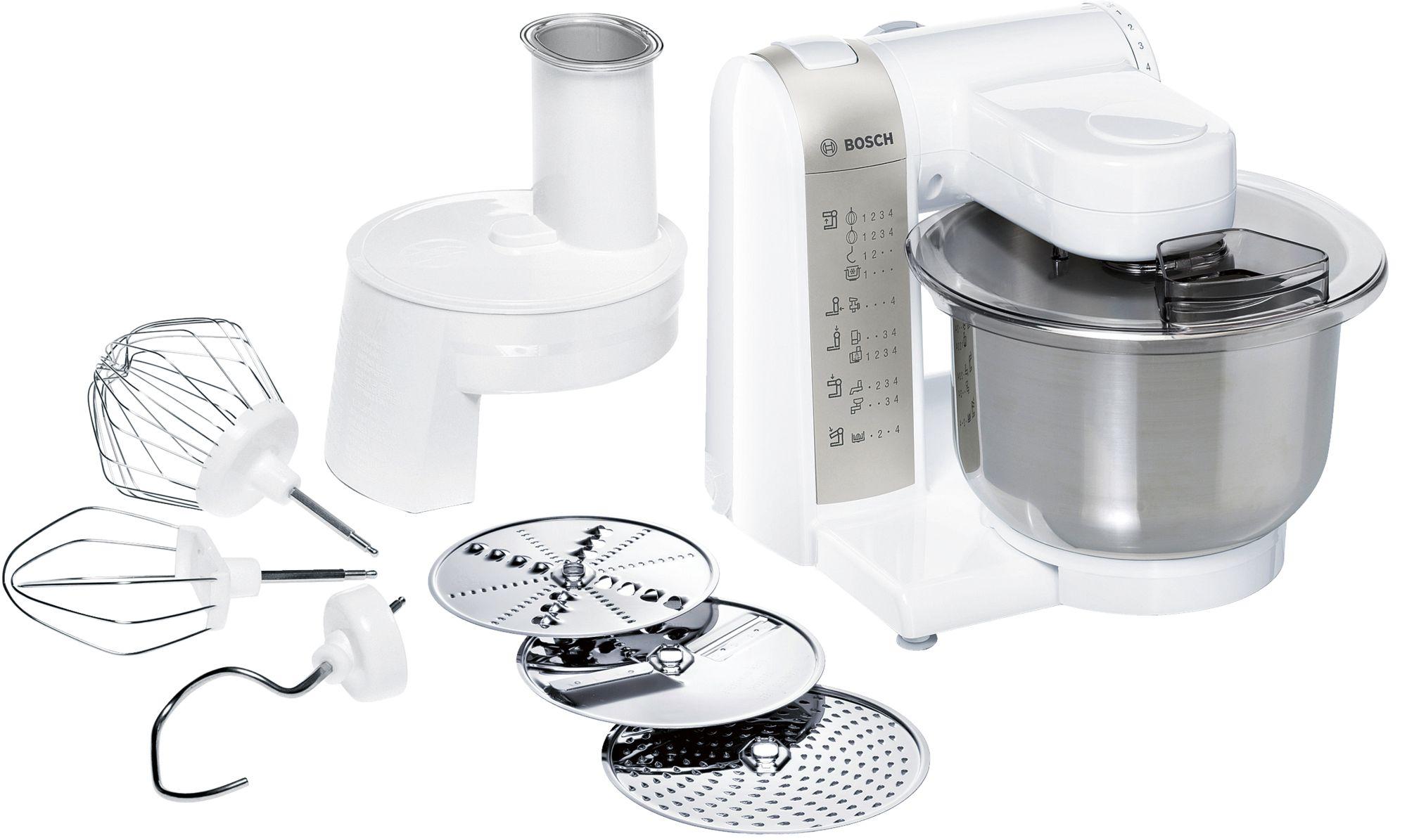 Bosch Küchenmaschine MUM48W1 | psi24.com