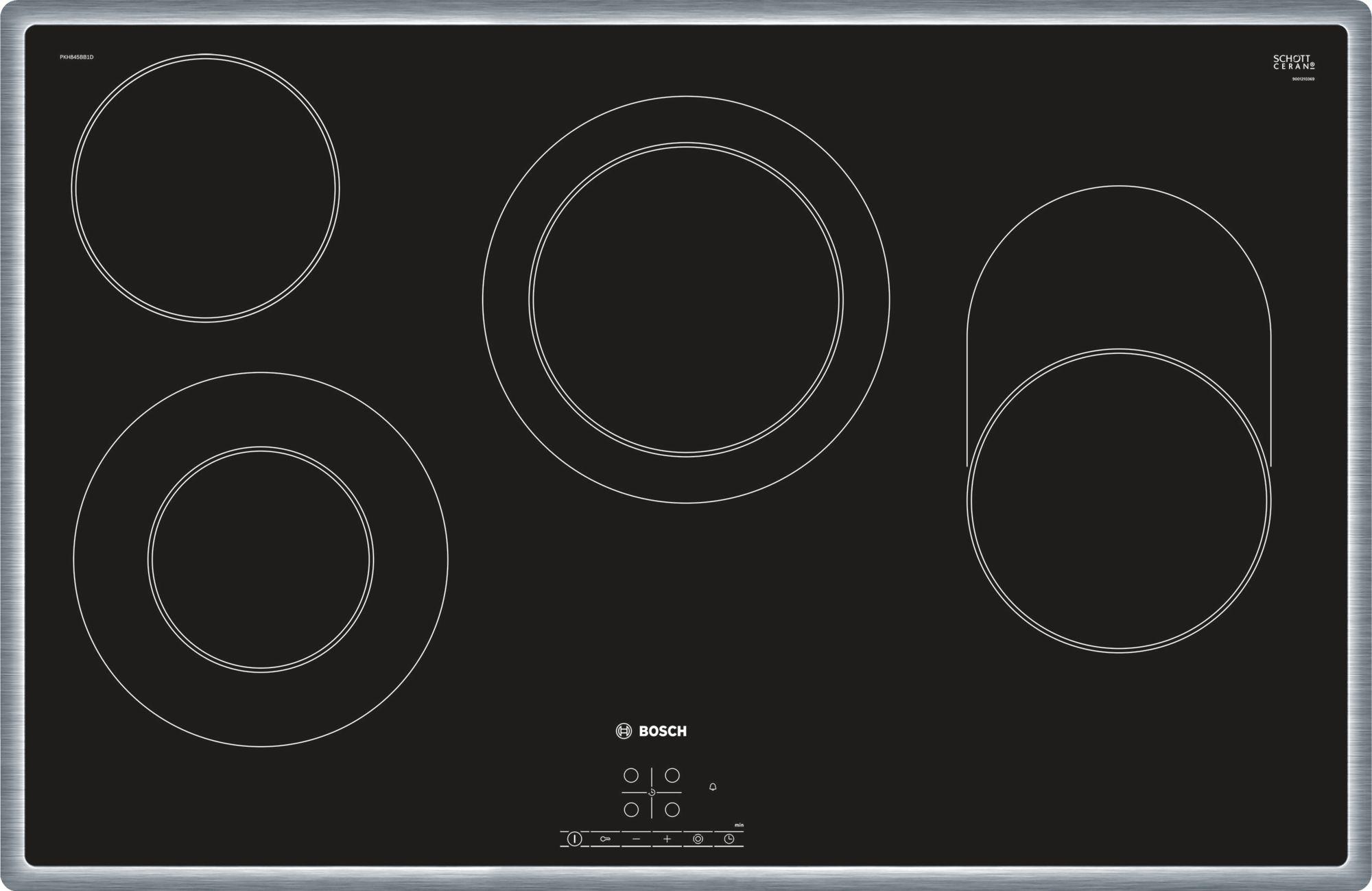 bosch pkh845bb1d preisvergleich kochfeld g nstig kaufen bei. Black Bedroom Furniture Sets. Home Design Ideas