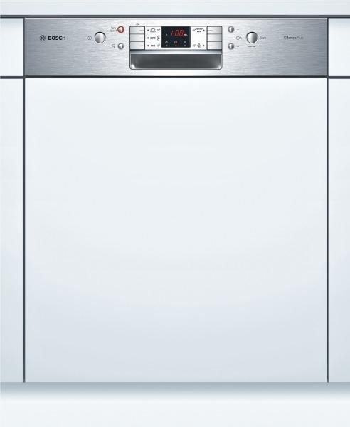 bosch geschirrsp ler silenceplus activewater edelstahl smi59m35eu eek a. Black Bedroom Furniture Sets. Home Design Ideas