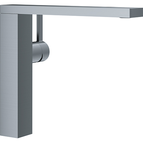 franke armatur crystal festauslauf edelstahl optik. Black Bedroom Furniture Sets. Home Design Ideas