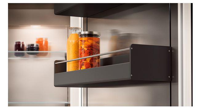 Side By Side Kühlschrank Gaggenau : Gaggenau serie vario einbau kühlschrank mit gefrierfach