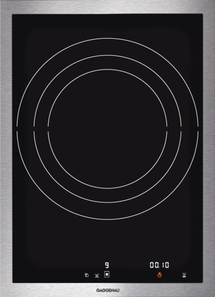 gaggenau vario induktions wok edelstahlrahmen 38 cm. Black Bedroom Furniture Sets. Home Design Ideas