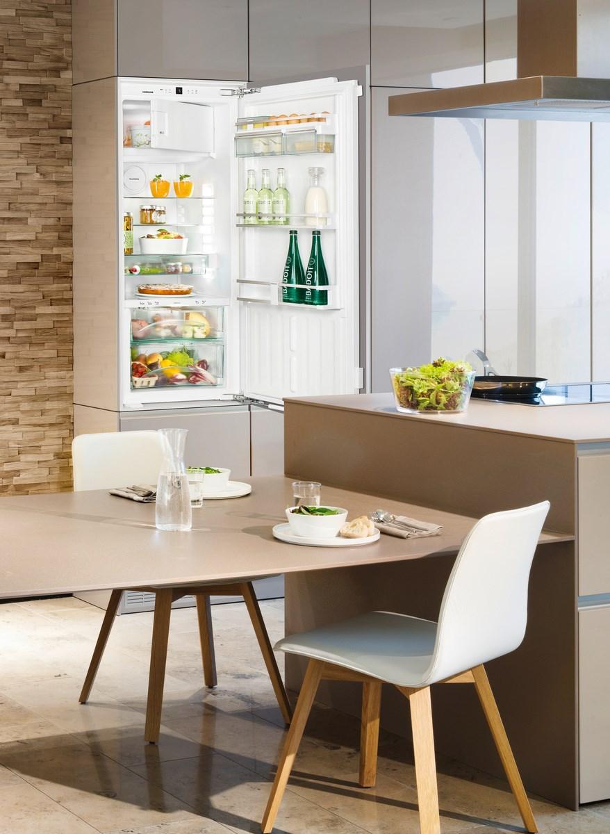 liebherr einbau k hlschrank premium mit biofresh ikbp 2764. Black Bedroom Furniture Sets. Home Design Ideas