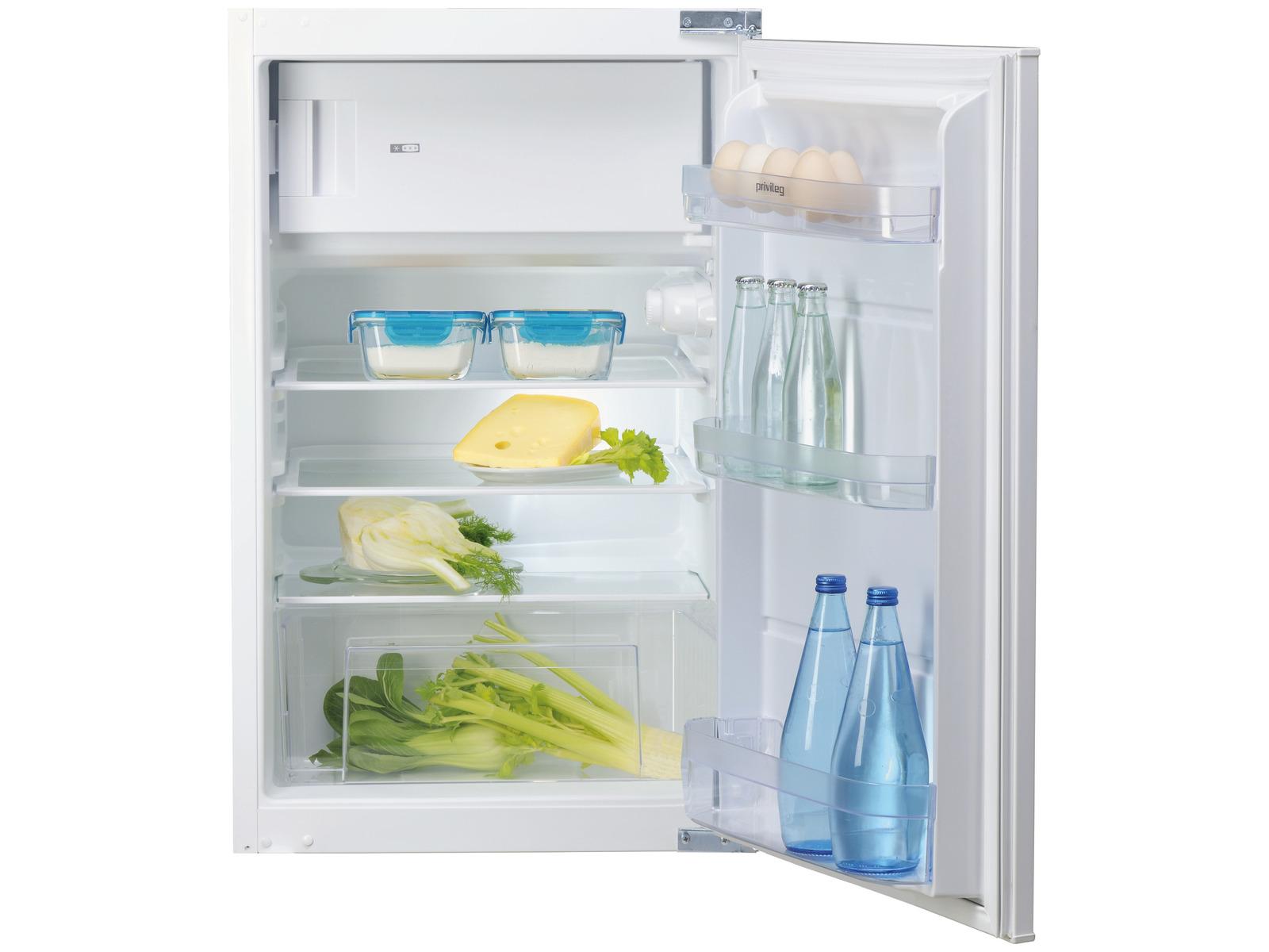 Kühlschrank Mit Gefrierfach Klein : Privileg einbau kühlschrank mit gefrierfach a prc a psi