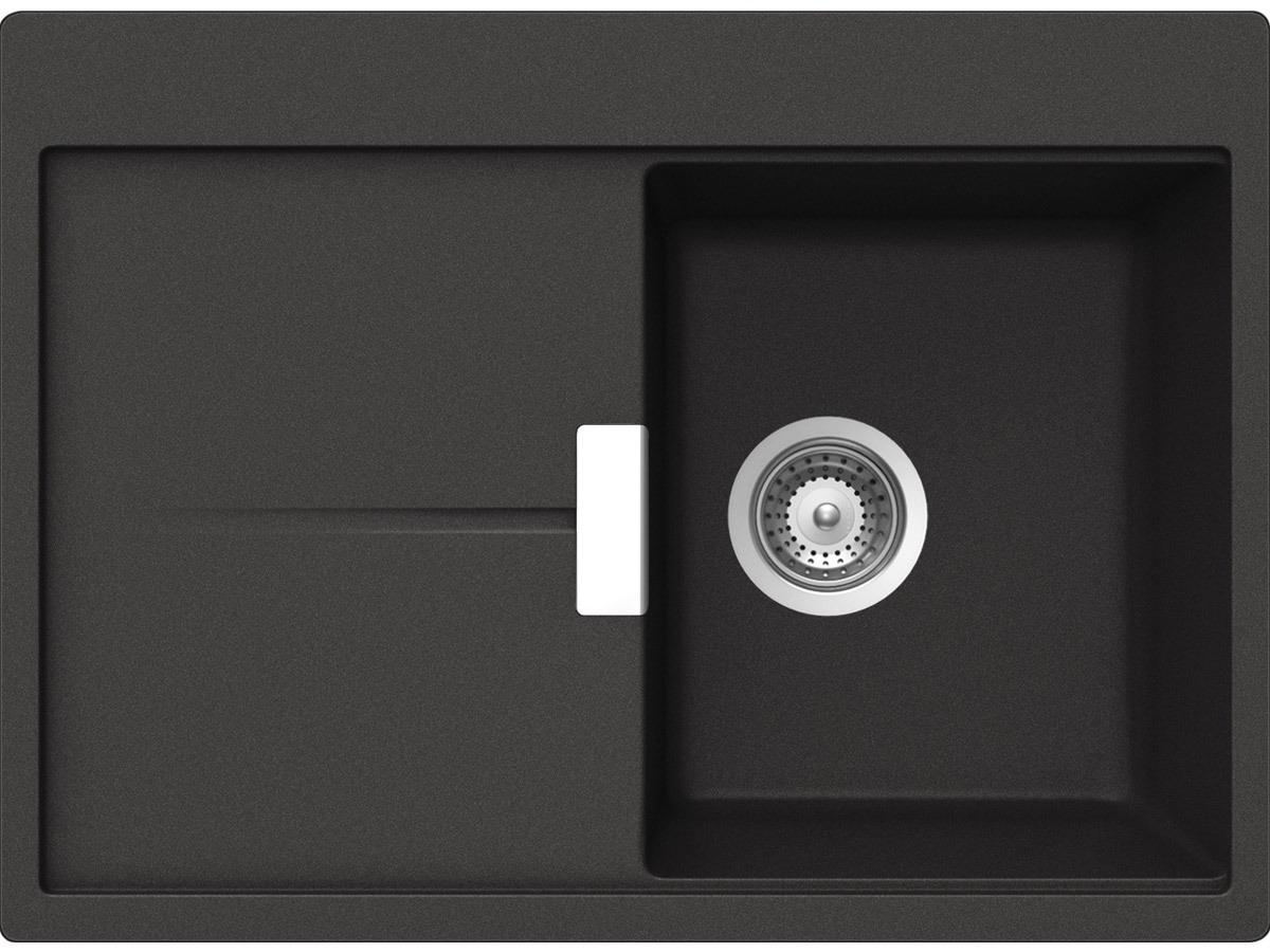schock sp le granit horizont d 100 s carbonium cristadur hond100sacar. Black Bedroom Furniture Sets. Home Design Ideas