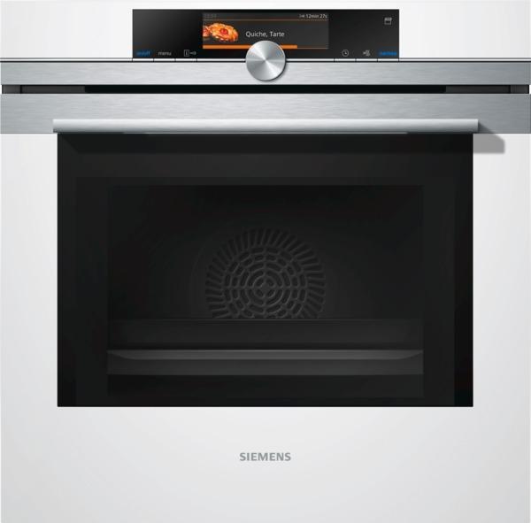 siemens einbaubackofen mit mikrowelle hn678g4w1. Black Bedroom Furniture Sets. Home Design Ideas