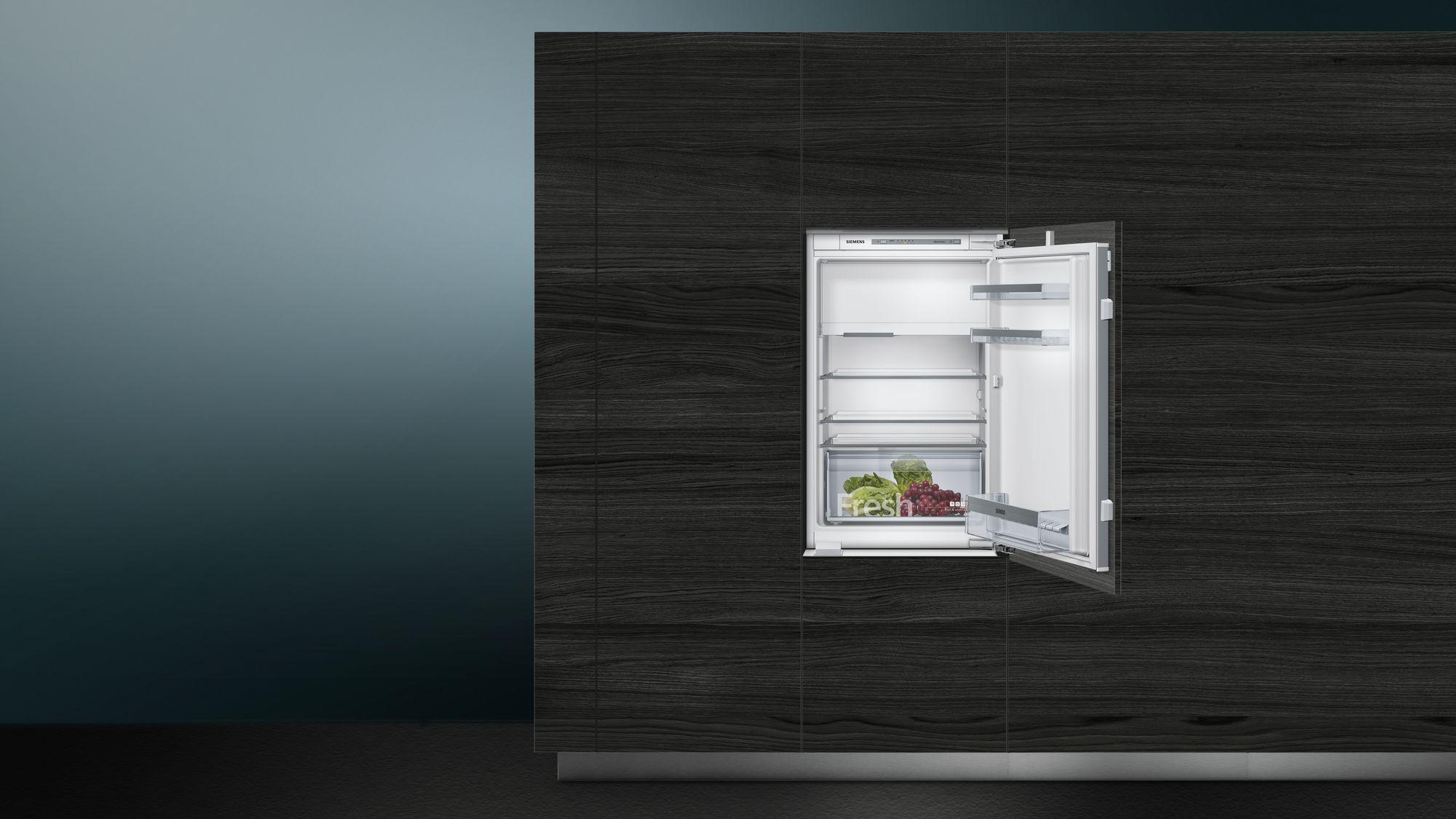 Siemens Kühlschrank Einbau : Siemens einbau kühlschrank flachscharnier technik ki lvf