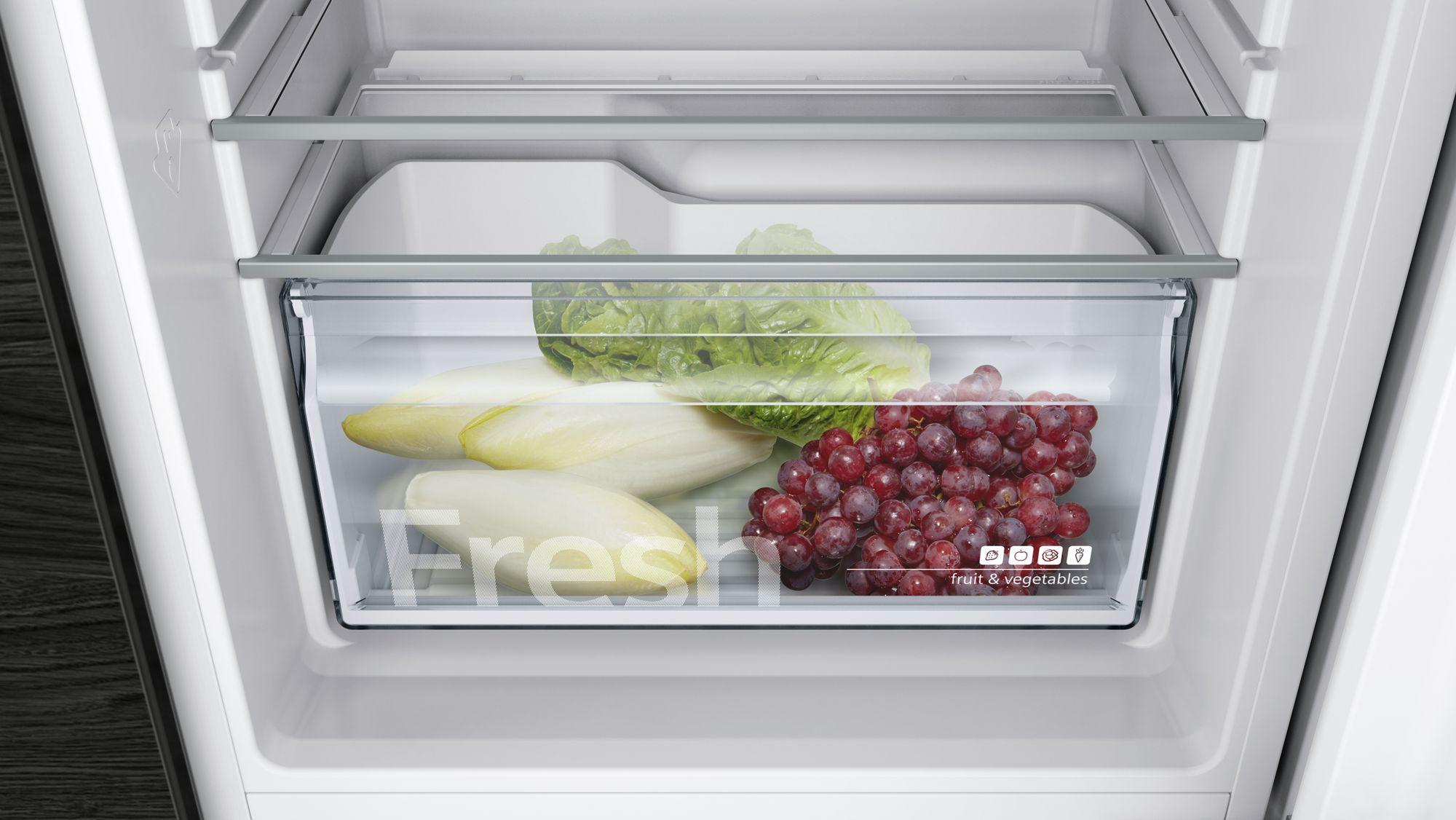 Kühlschrank Siemens : Siemens einbau kühlschrank flachscharnier technik ki lvf