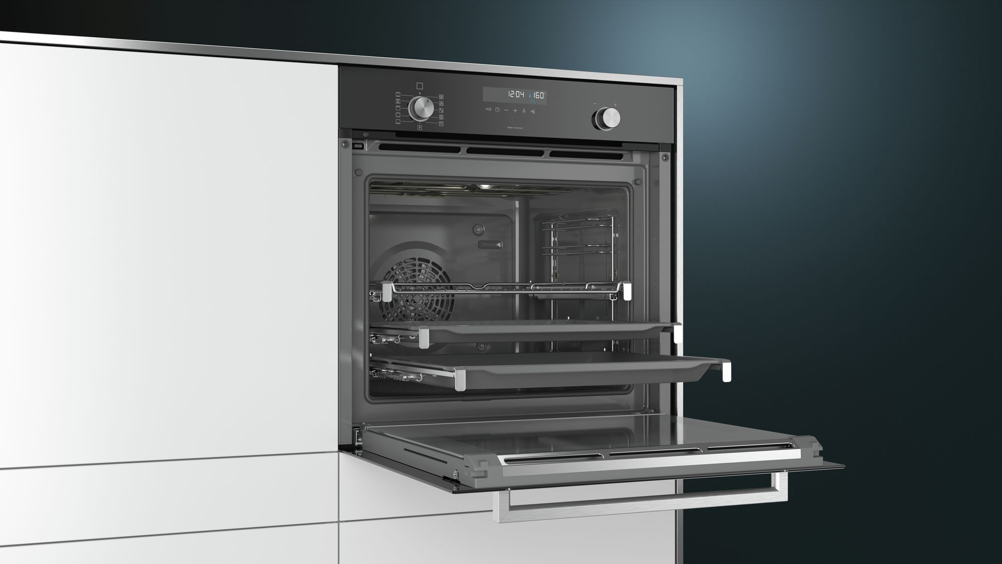 Siemens Einbau Backofen Free Amazing Cm Miele Neff Backofen Breit