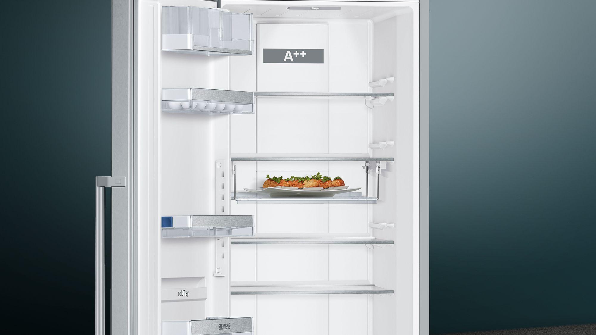 Kühlschrank Iq700 : Siemens stand kühlschrank iq edelstahl antifingerprint