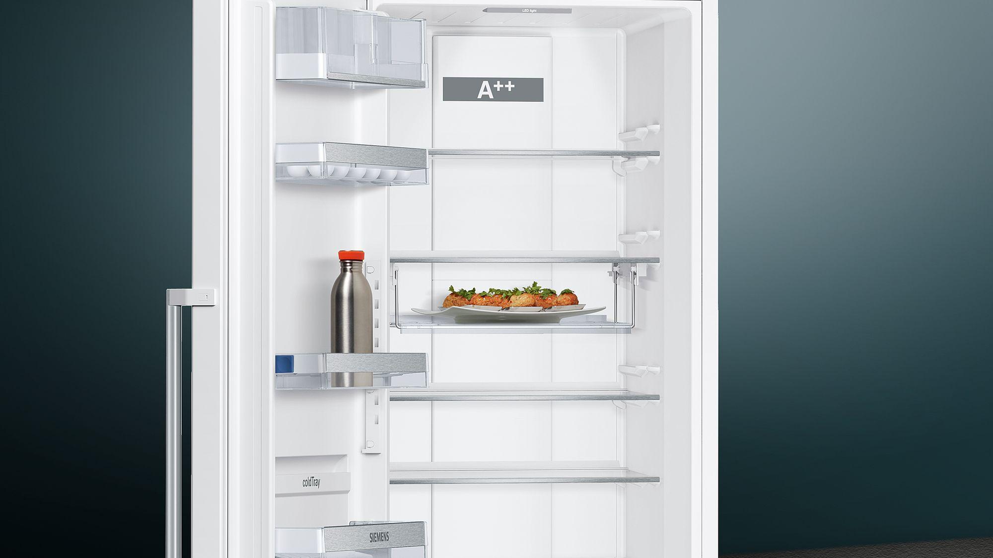 Kühlschrank Siemens : Siemens stand kühlschrank iq weiß ks fpw p psi