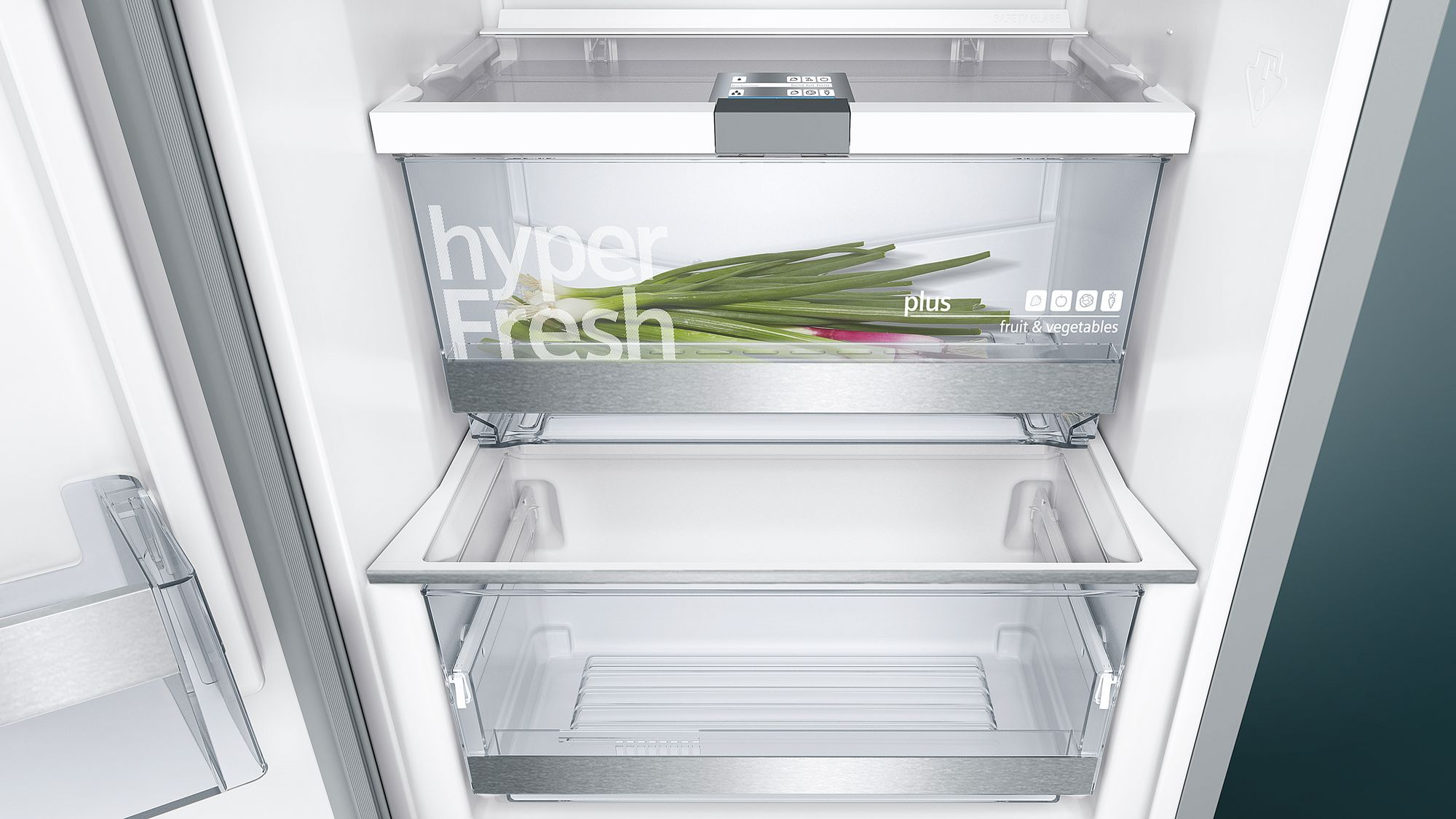 Siemens Kühlschrank Edelstahl : Siemens stand kühlschrank iq500 türen edelstahl antifingerprint