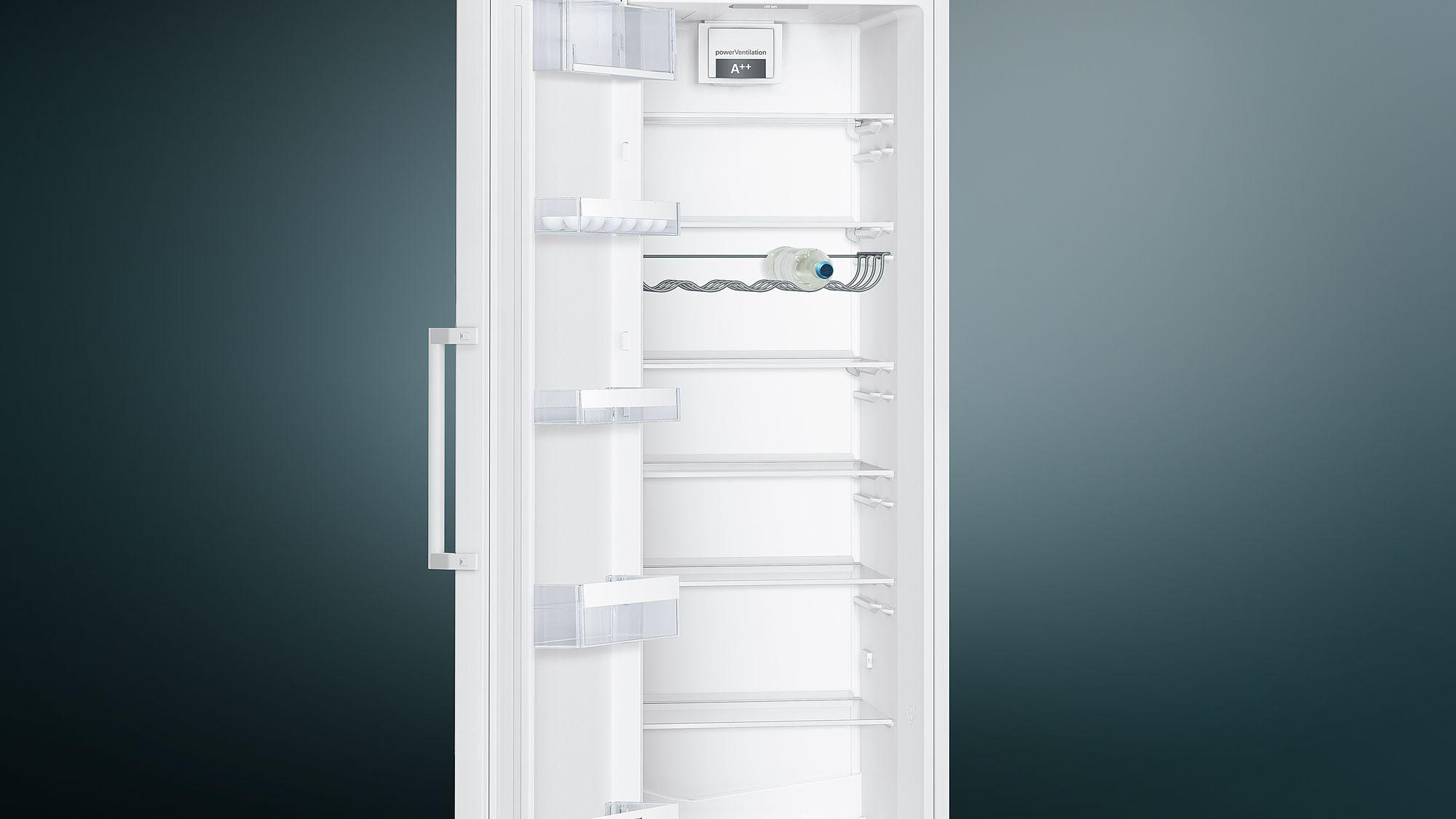 Siemens Kühlschrank Laut : Siemens stand kühlschrank iq300 weiß ks36vvw3p psi24.com