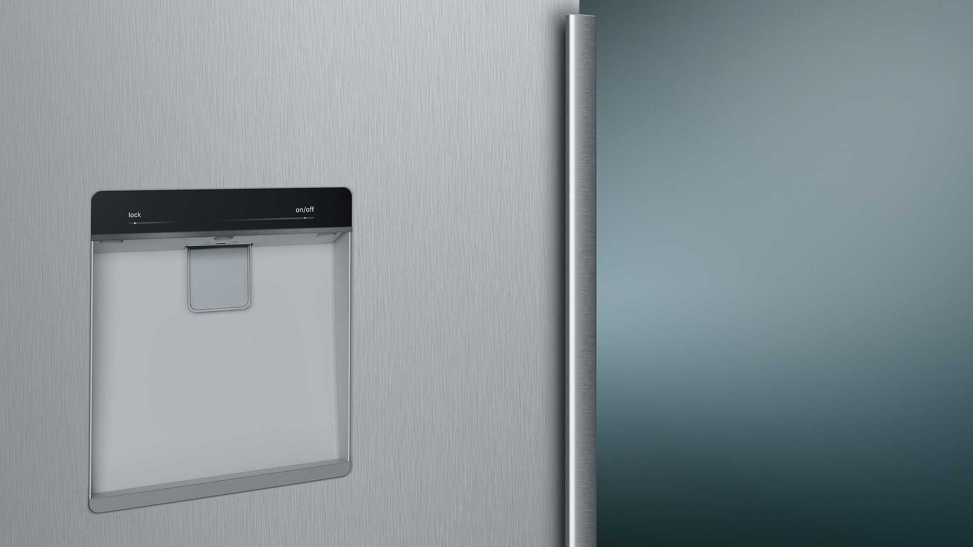 Siemens Kühlschrank Edelstahl : Siemens stand kühlschrank iq500 tür edelstahl antifingerprint