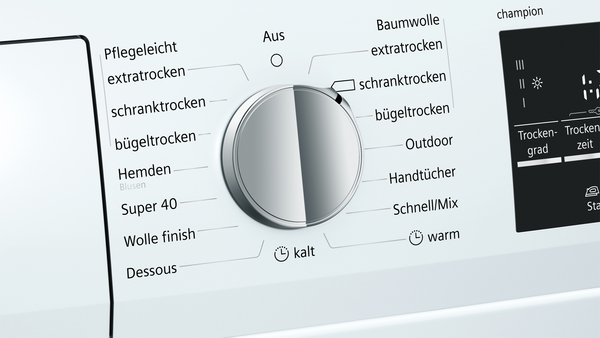 Siemens Warmepumpen Trockner Iq500 Extraklasse Wt45w492 Psi24 Com