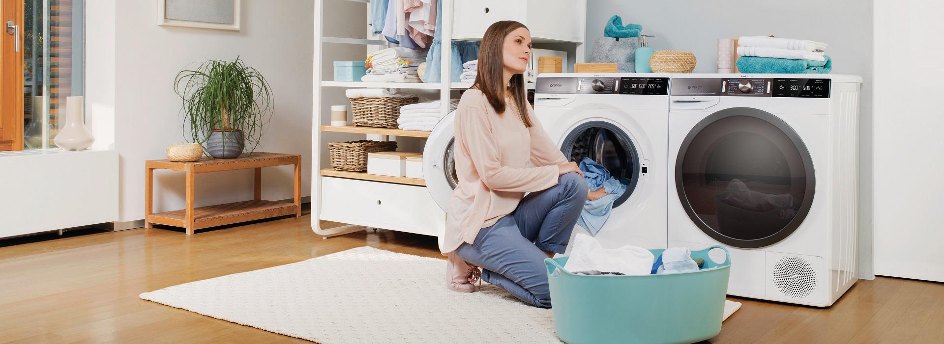Die neuen Gorenje Waschmaschinen und Wäschetrockner - Jetzt bei uns erhältlich